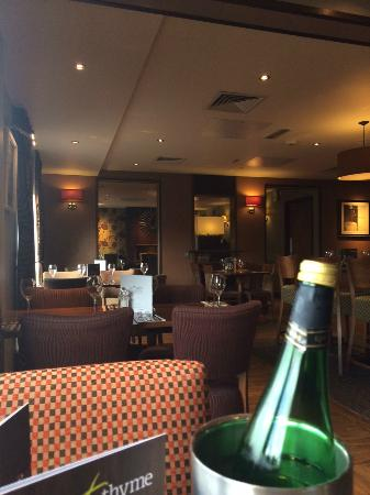 Premier Inn Solihull Town Centre Hotel: Dining Area