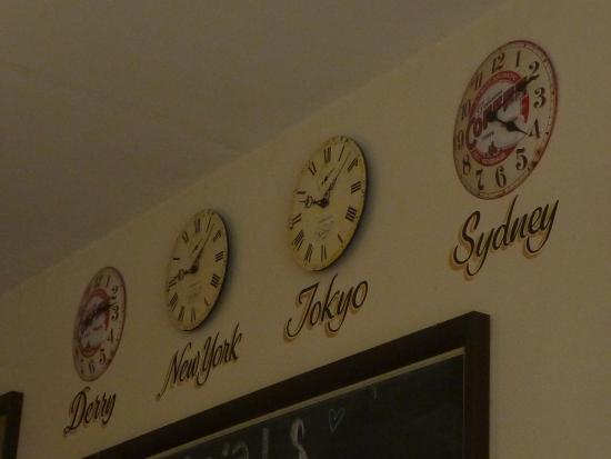 Cafe Soul: Soul Cafe, In Case You Need To Know The Time Worldwide!