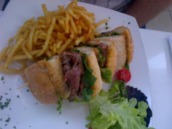 Spetada: Sandwich