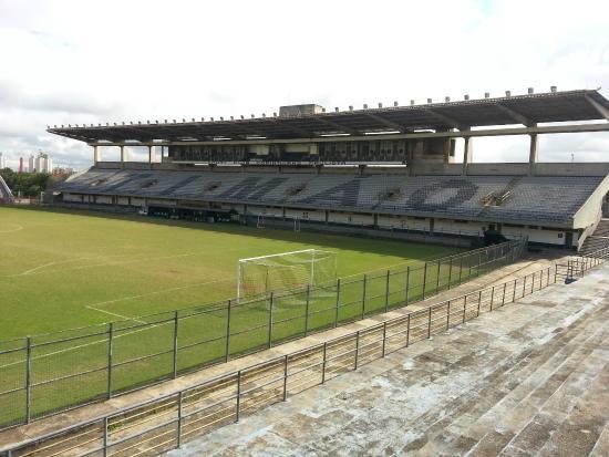 Estádio Alfredo Schürig (Parque São Jorge)