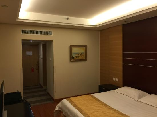 Beijing Railway Hotel: Deluxe single room