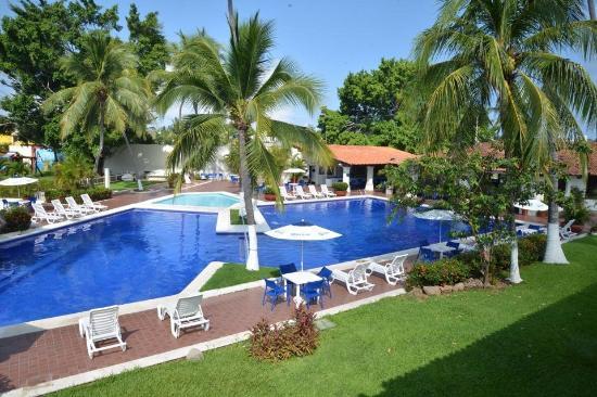 Hotel Cabo Blanco: Vista alberca