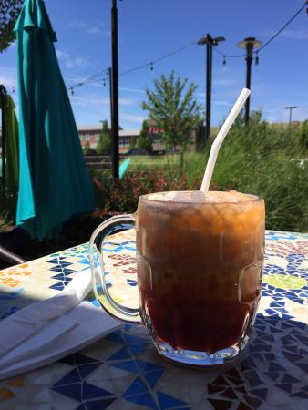 Ginger Pop : Chai Thai on a summer day!