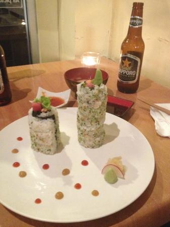 Banzai Sushi Roll