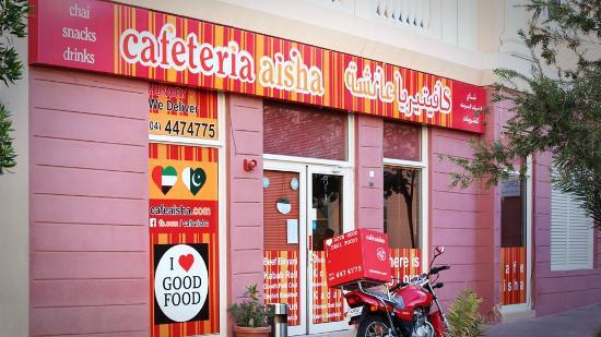 Cafe Aisha