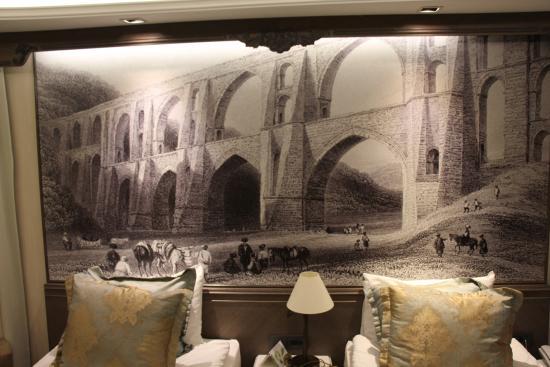 Quarto - Picture Of Pierre Loti Hotel  Istanbul