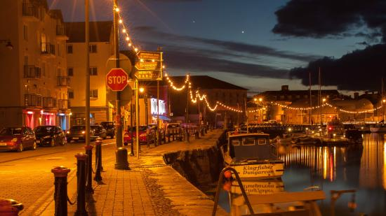 Dungarvan Quay from out side The Moorings