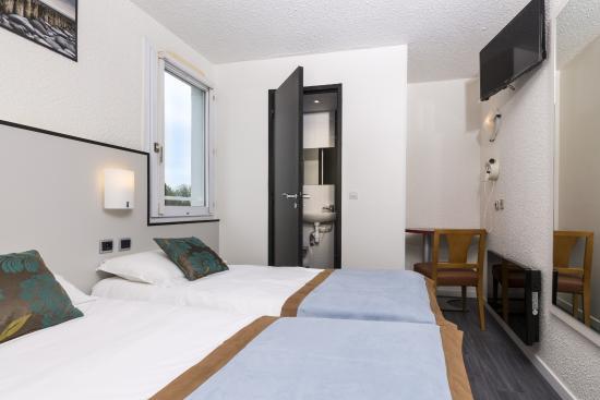 Hôtel balladins St-Quentin / Gauchy
