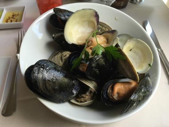 Georgetown CT Aranci 67 Mussels & Clams Appetizer