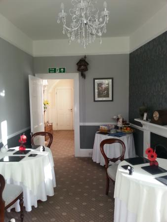 Mulberry House: Dinning Room