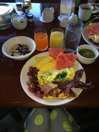 Grand Hyatt Kauai Resort Spa Breakfast Buffet
