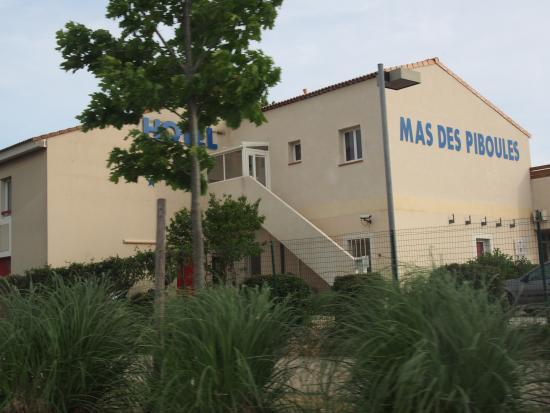 Hotel Mas des Piboules: 外観