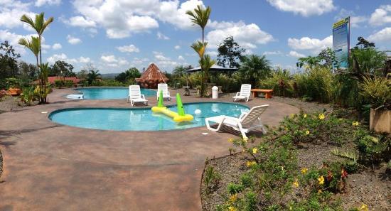 Hotel Rey Arenal: Children's pool