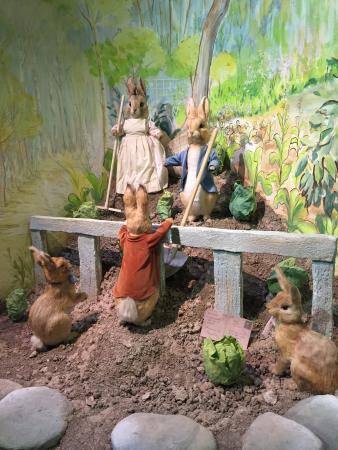 Bowness-on-Windermere, UK: The World Of Beatrix Potter.