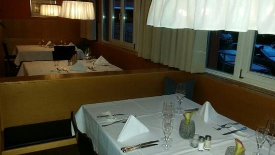 Montfort das Hotel: Restaurante