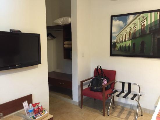 Hotel Casa Continental: Habitación