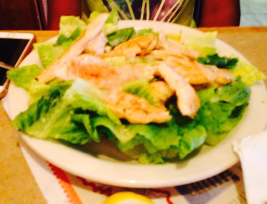 Carini's Italian Restaurant: This Place was very Good!