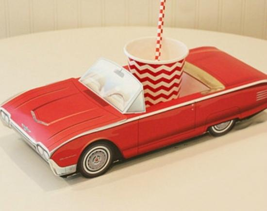 The Kids Meals Are Served In Really Cool Cars Picture Of Rib - Really cool cars