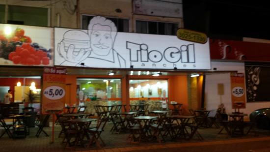 Tio Gil Lanches