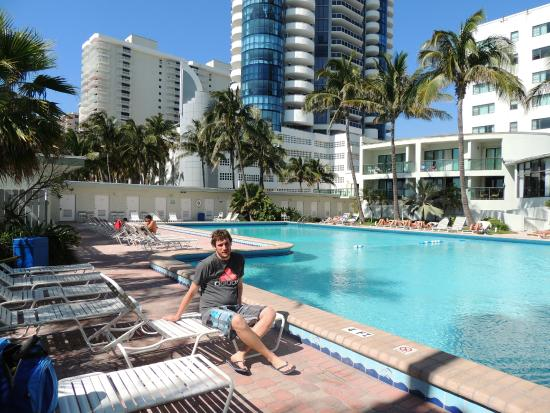 Piscina Picture Of The New Casablanca On Ocean Miami Beach