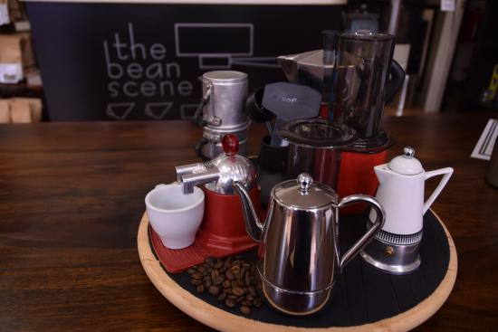The Bean Scene