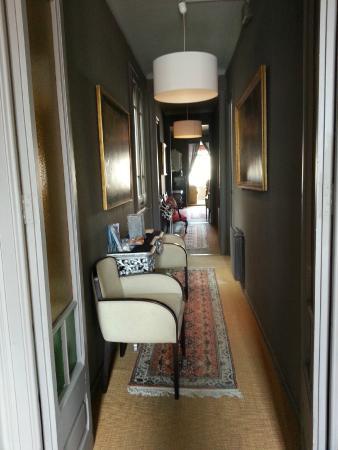 Casa de Billy Barcelona: Hallway 5th floor