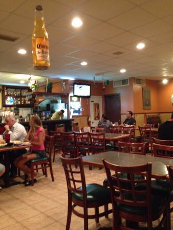 La Nopalera Mexican Restaurant Jacksonville 1631 Hendricks Ave