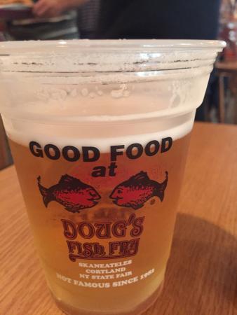 Doug's Fish Fry: Food at Dougs