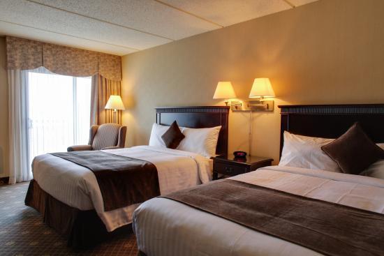 Hotel Le President : Comfort bedroom