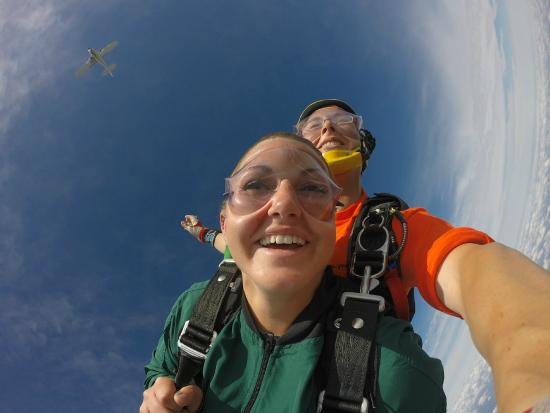 The Best Tandem Skydive Near Chicago At Windy City