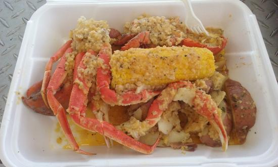 Ms. Apples Crab Shack