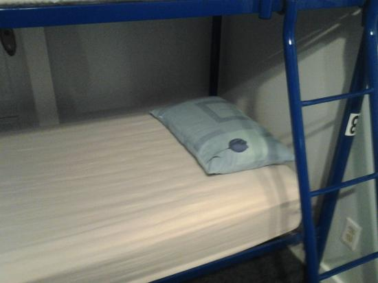 HI Regina - Turgeon International Hostel: Clean beds