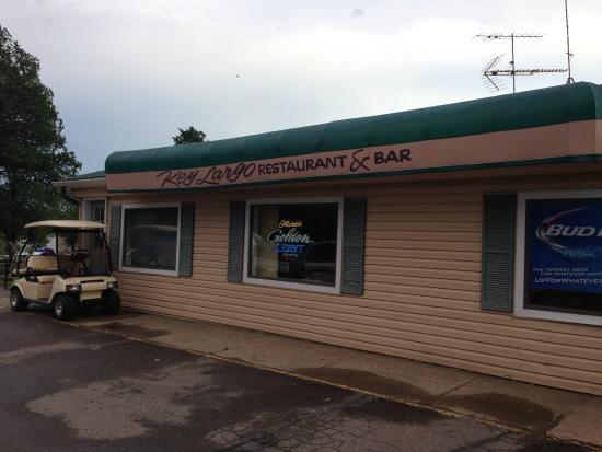 Slayton, MN: Key Largo Entrance