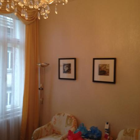Hotel Schweizerhof: A Romantic Atnosphere