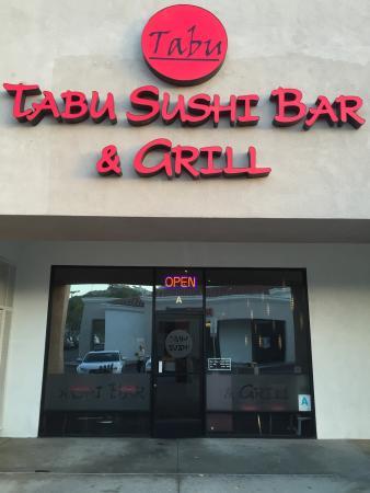 Tabu Sushi - Del Mar