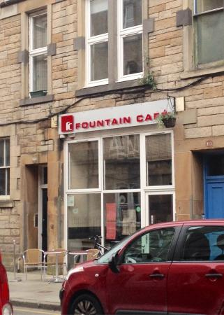 Fountain Cafe
