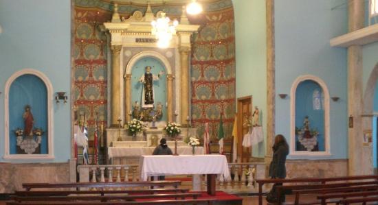 Capilla San Cono: Interior de la Capilla de San Cono