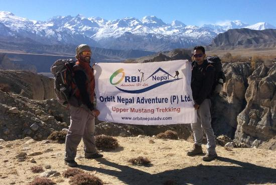 Orbit Nepal Adventure