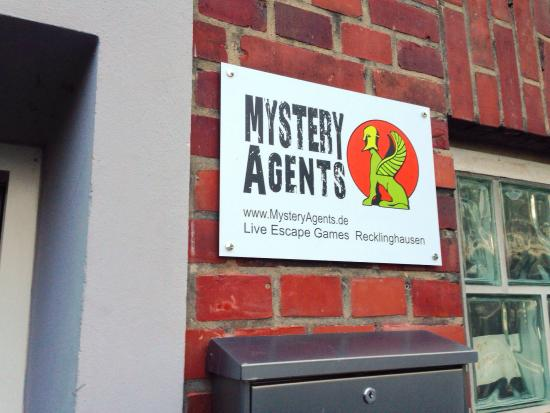Recklinghausen, Jerman: Mystery Agents