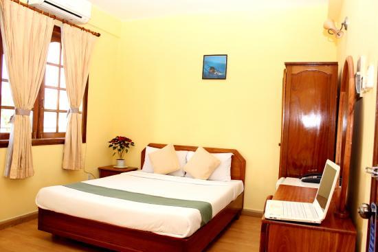 Indochine Hotel: Standard room interior