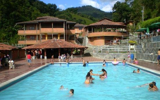 Tulua, Colômbia: Centro Recreacional Las Marías