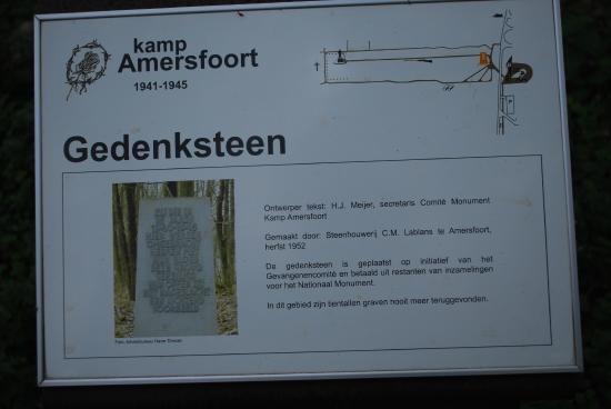 Concentration Camp Amersfoort : 3