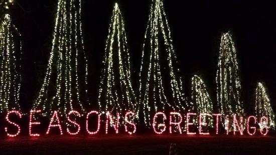 Gene Coulon Memorial Beach Park: Seasons Greetings
