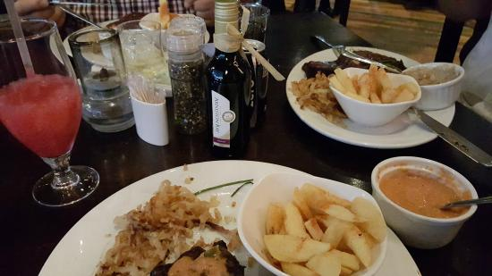 Tribes African Grill & Steakhouse: Yummy!