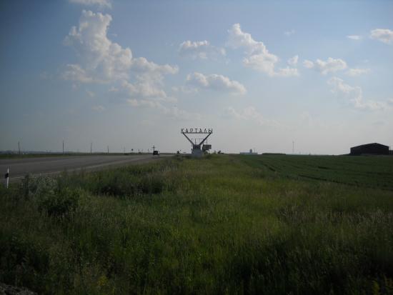 Kartaly, Russia: южный урал