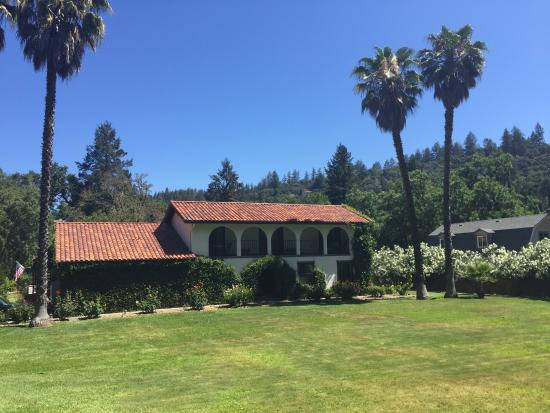 Spanish Villa Inn Foto