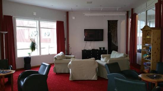 Hotell Storforsen: Superbe hôtel dans un lieu paradisiaque  !!!!!!