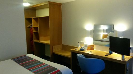 Rooms have had a recent face lift. Looking good