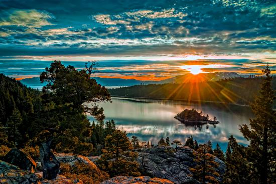 South Lake Tahoe, Kalifornien: We have spectacular Sunrise and Sunset Tours