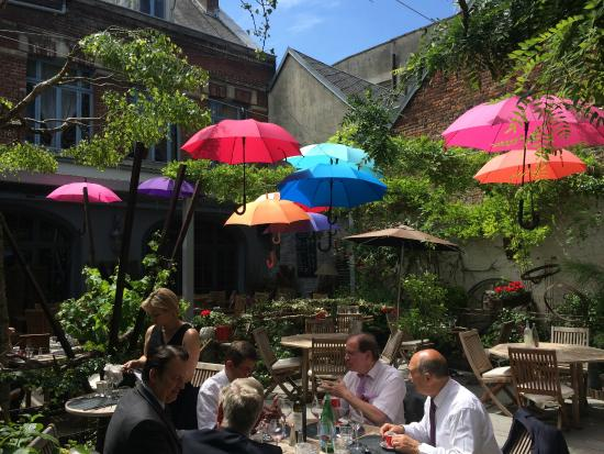 Restaurant Villa D Isle St Quentin